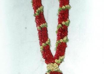garland decorations in thanjavur