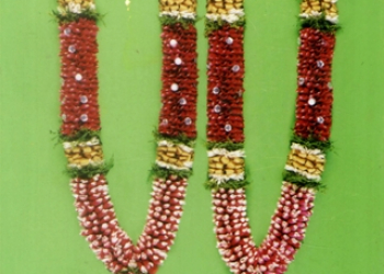 garland decorations in trichy