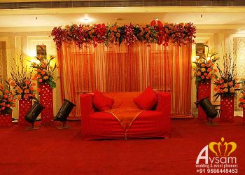 wedding organizer in tiruvarur
