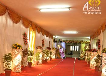 wedding stage decorators in namakkal