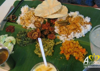 veg catering services in coimbatore